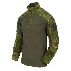 Košile taktická MCDU NYCO rip-stop - PenCott® WildWood™