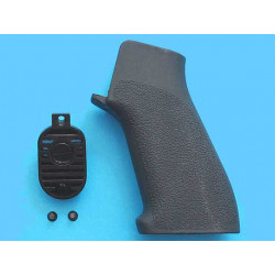 TD M16 Grip with Heat Sink End Set (Black)