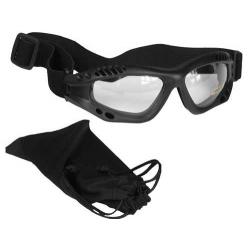 Brýle Commando AIR - černé - čiré