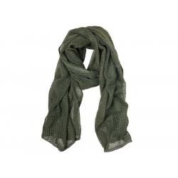 BARRACUDA scarf extra soft OLIVE - FOLIAGE