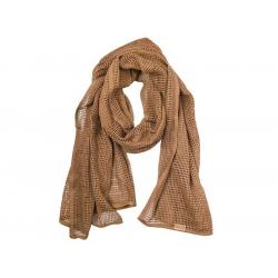 BARRACUDA scarf extra soft COYOTE