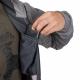 URBAN TACTICAL HOODIE (FullZip)® - Melange Grey