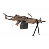 M249 - PARA(kovový mechabox) - TAN