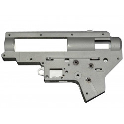 CNC reinforced gearbox V2 with 8mm ball bearings