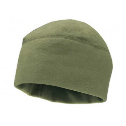 OLIVE FLEECE hat