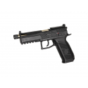 CZ P-09 Optic Ready , blowback, CO2 + kufr