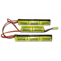 Battery Panasonic 9,6V / 1850mAh for china crane stock