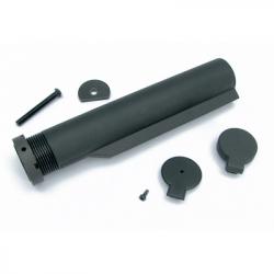 Tubus výsuvné pažby pro AR 15 na Li-pol baterie