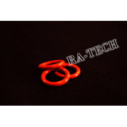 RA Red O-ring for nozzle tip WA (For INO/WA/G&P/GHK), 1PC