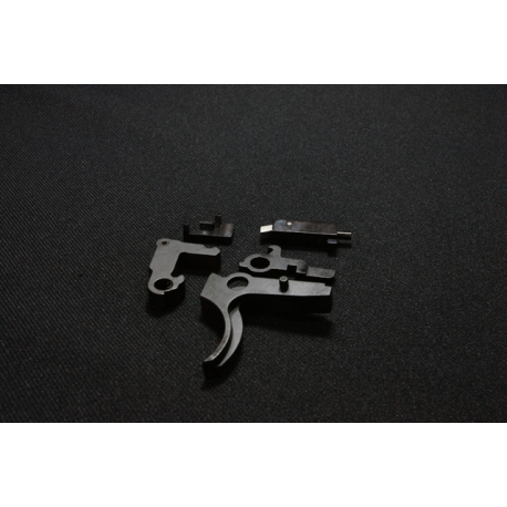 RA steel CNC trigger assembly for WE GBB M4