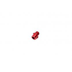 Red Nozzle 4mm Tip - 145 m/s for Magnetic Locking NPAS
