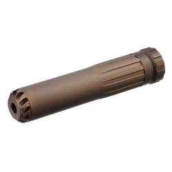Action Army AAP01 Silencer (-14mm), FDE