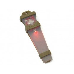 Light tactical positional E-LITE - RED