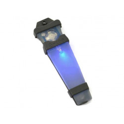 Light tactical positional E-LITE - BLUE