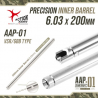 Action Army EG Barrel for AAP01 (200mm)6.03