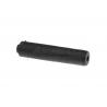 QD silencer M4-2000 (175 x 35 mm) - BLACK