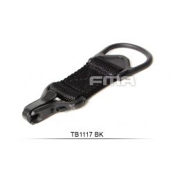 Slings MA1 Single Point Paraclip Adapter (BK)