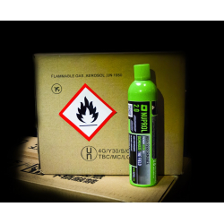 Green Gas NUPROL 2.0 - 25PCS