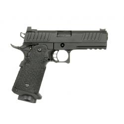 Full Metal Hi-Capa R603 GBB Pistol (BK)