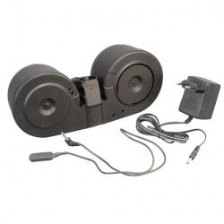 Zásobník pro G3 2500 ran, dvojbuben, elektrický (sound control)