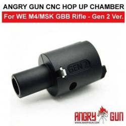 CNC Hop Up Chamber for WE M4/MSK/L85 GBB Rifle - Gen 2 Ver.