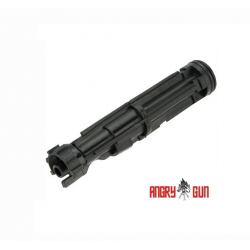 Angrygun Muzzle Power (MPA) Loading Nozzle for WE M4, L85, MSK GBB Series
