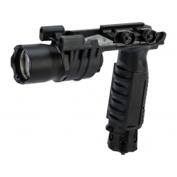 M910A Vertical Foregrp Weapon Light - Black