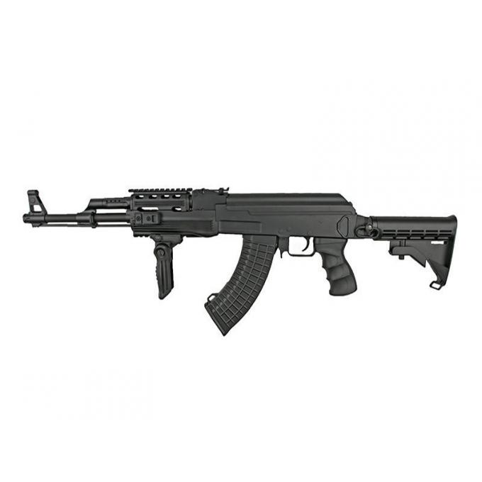 AK47 TACTICAL FS - ABS (SRT-13)