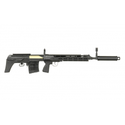 CM057C RIS SVD-SVU/SWU Full Metal Bullpup Sniper Rifle AEG - černá