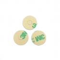 Spare sticker for AEG V2/V3 cylinder head impact pad / Sorbopad installation (3pcs)