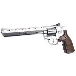 """Dan Wesson, 8""""silver AIRGUN 4,5mm"""