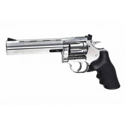 """Dan Wesson 715 - 6""""Revolver, Silver"""