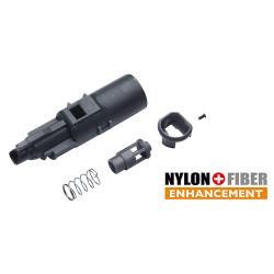 Nylon Enhanced Loading Nozzle and Valve Set for MARUI M1911/S70