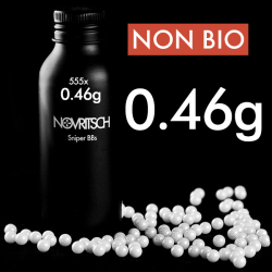 NOVRITSCH kuličky 0,46g 555bb