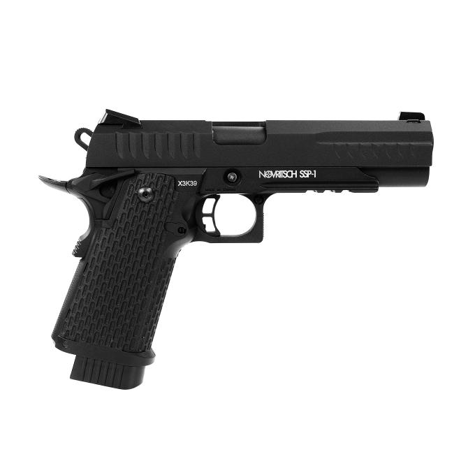 NOVRITSCH SSP1 Airsoft Pistol - GAS, GBB