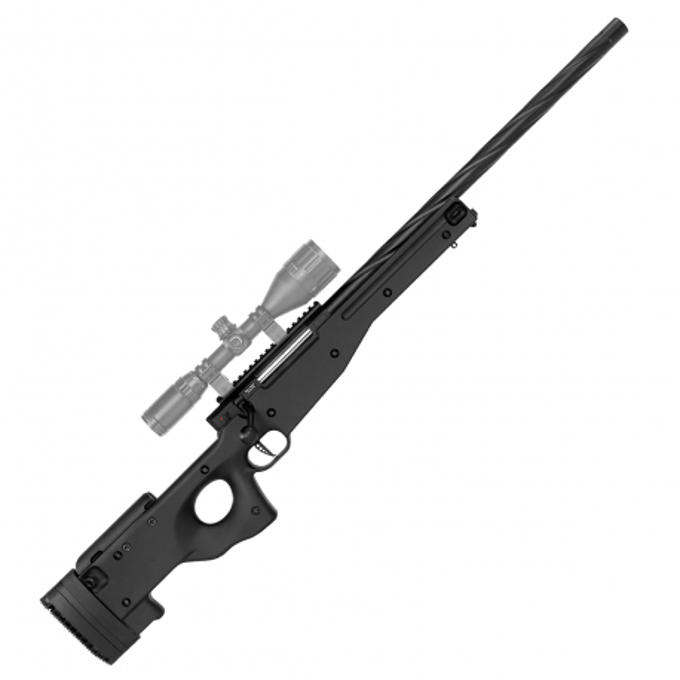 Novritsch SSG96, 4J Airsoft Sniper Rifle (600fps, M220)