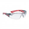 Glasses protective BOLLE RUSH+ SMALL RED