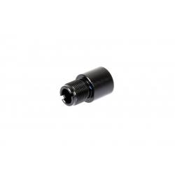 Redukce závitu tlumiče z +14mm na -14mm