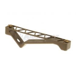 BlackCat Aluminum Angled Grip for Keymod Rail System ( DE )