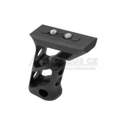BlackCat dlouhá Keymod hliníková rokujeť - černá
