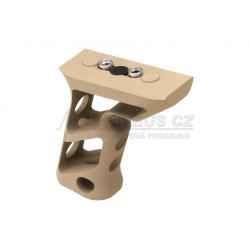 BlackCat dlouhá Keymod hliníková rokujeť - písková