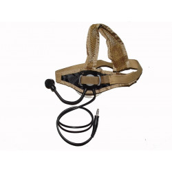 Z Tactical T-1 Headset ( Mil. Standard Plug / Tan )