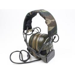 Z Tactical COM 1 Headset ( Mil. Standard Plug )