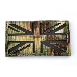 Patch UK/GB flag - multicam