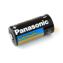 Baterie Panasonic Lithium CR123 3V