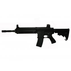 416 (R-M006-B) open bolt, black, GBB
