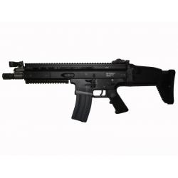 WE SCAR-L GBB Rifle ( Black )