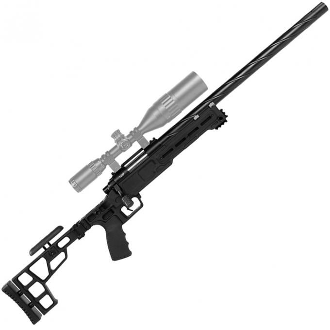 Novritsch SSG10 A3, 2,8J Airsoft Sniper Rifle (548fps, M160) - grip V3