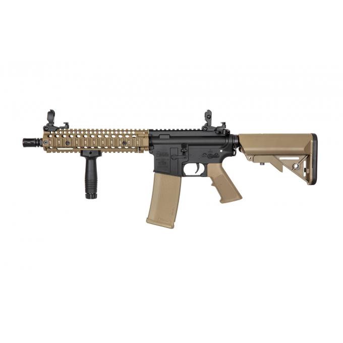 Daniel Defence® MK18 SA-E19 EDGE™, černo-písková