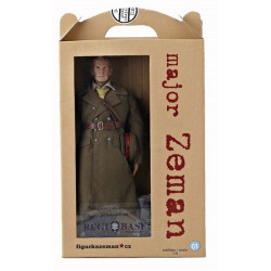 Collectible figurine MAJOR ZEMAN 1:6